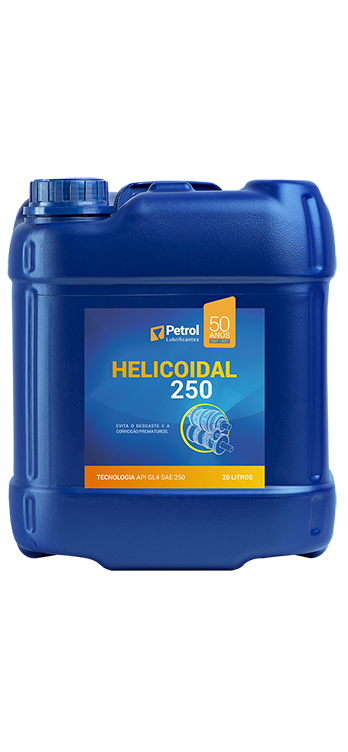 Helicoidal 250 - 20L
